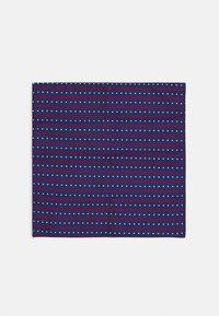 Only & Sons - ONSTOBIAS BOW TIE BOX HANKERCHIE SET - Pocket square - copen blue - 5