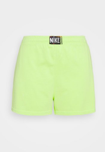 WASH - Shorts - ghost green