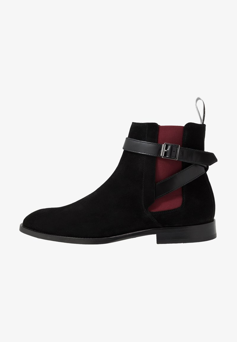 PS Paul Smith - HARROW - Stövletter - black
