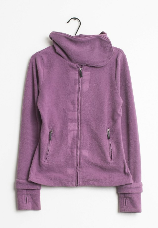 Sweat polaire - purple