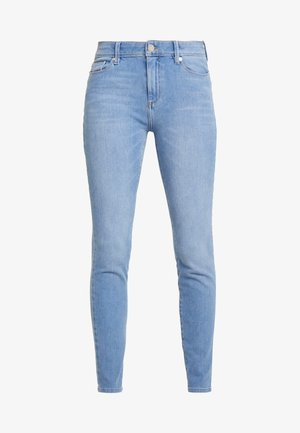 POLINE ANKLE EXCLUSIVE - Jeans Skinny Fit - denim blue