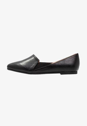 VEGAN  WESTMOUNT - Loaferit/pistokkaat - black