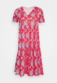 Rich & Royal - DRESS PRINTED - Denní šaty - summer red - 4
