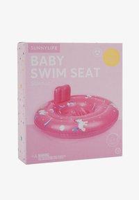 Sunnylife - BABY SWIM SEAT - Toy - pink - 1