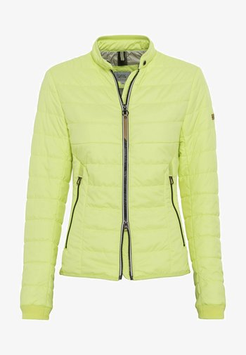 Winter jacket - lime