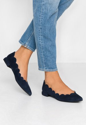 LUNA - Ballet pumps - blue navy
