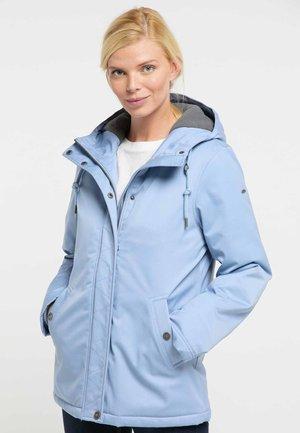 Winter jacket - smoke blue