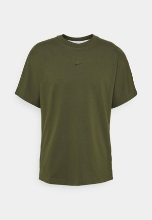 T-shirt - bas - rough green/sail/ice silver