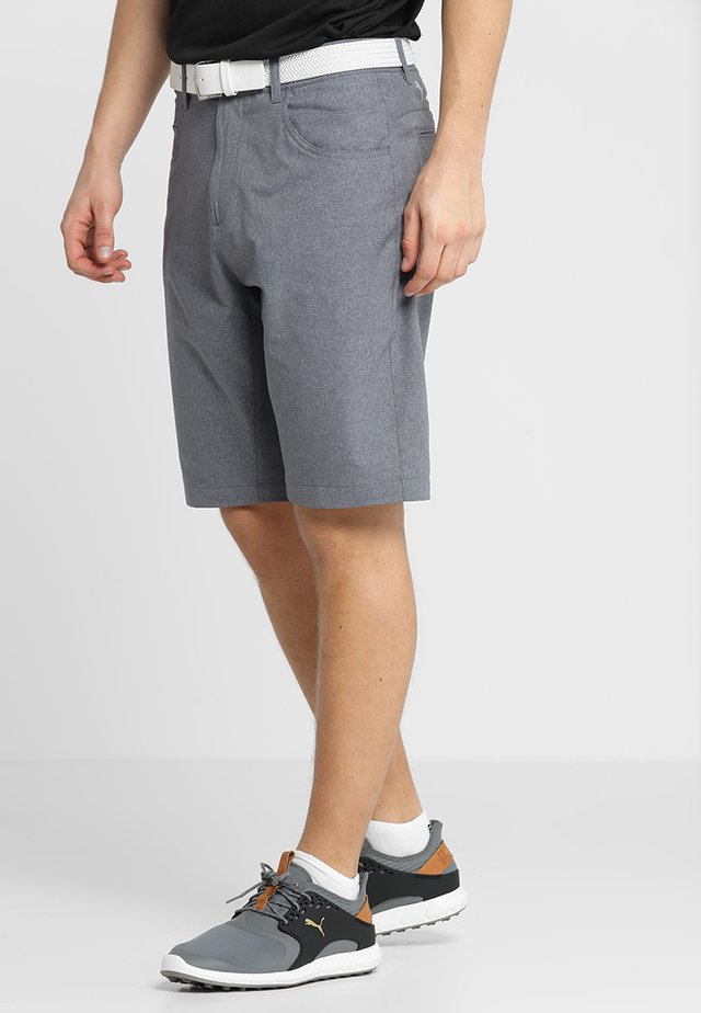 5 POCKET SHORT - Short de sport - quiet shade