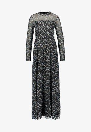 IM BOHO-STYLE - Maxi dress - black gemustert