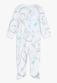 Carter's - NEUTRAL ZGREEN BABY - Pyžamo - white/grey - 1