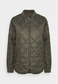 s.Oliver - Bomber Jacket - khaki - 0