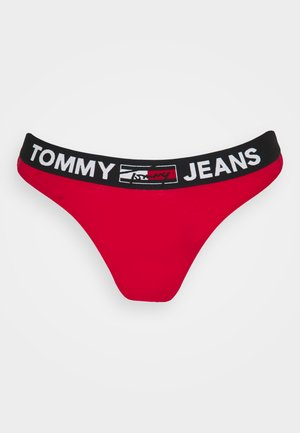 THONG - Stringit - primary red