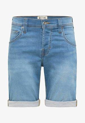 CHICAGO - Denim shorts - light blue