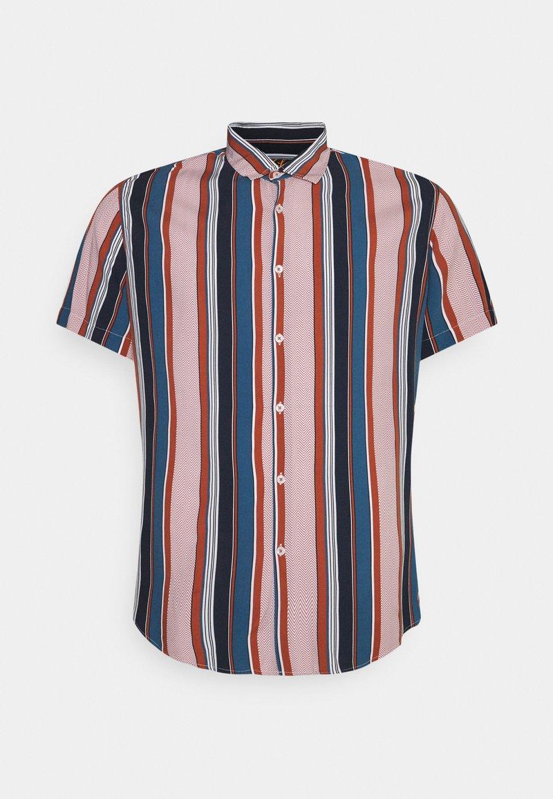 Johnny Bigg - BRYANT - Shirt - terracotta