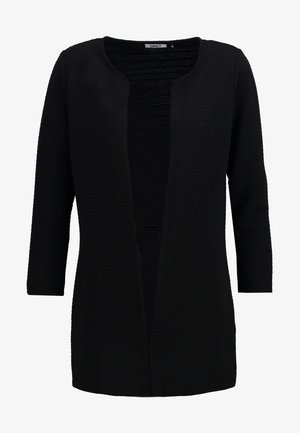 ONLLECO LONG  - Chaqueta de punto - black