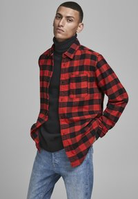 Jack & Jones - JORCHESTER - Shirt - fiery red - 0