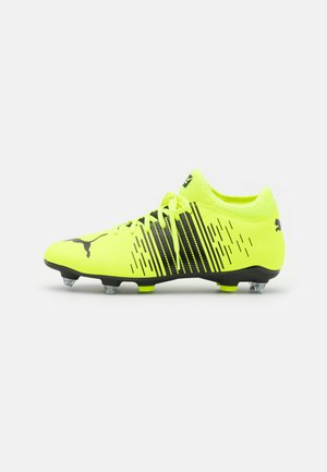 FUTURE Z 4.1 MXSG - Screw-in stud football boots - yellow alert/black/white