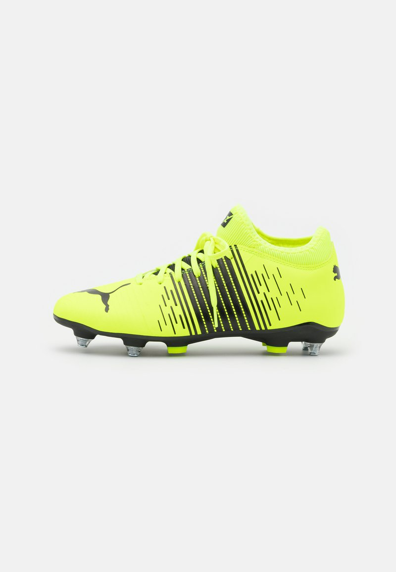 Puma - FUTURE Z 4.1 MXSG - Screw-in stud football boots - yellow alert/black/white