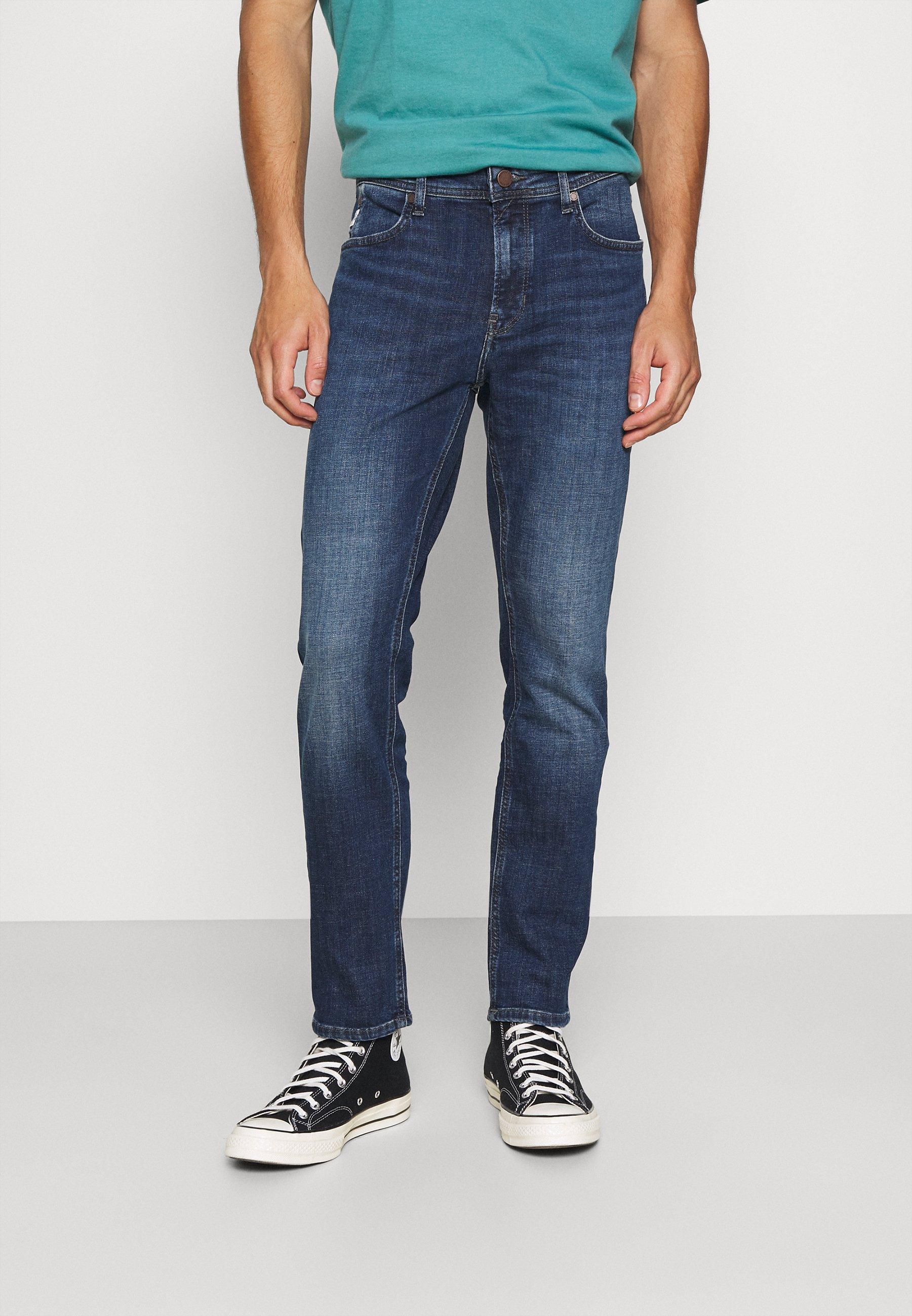 Uomo 5-POCKET REGULAR WAIST - Jeans slim fit