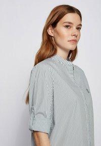 BOSS - BEFELIZE - Button-down blouse - light green - 4