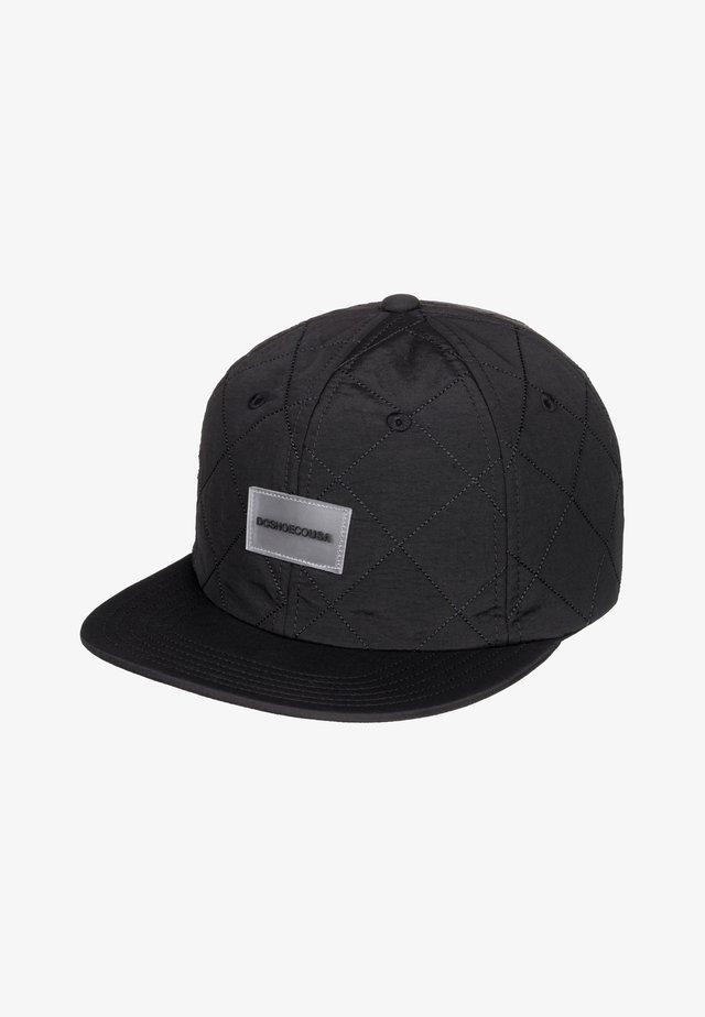 WEBBER  - Cap - black