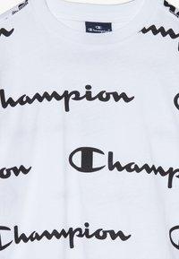 Champion - LEGACY AMERICAN CLASSICS  - T-shirt z nadrukiem - white - 3