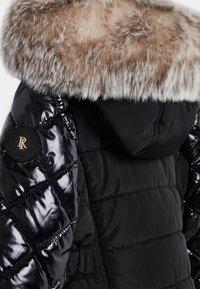 River Island - Winter jacket - black - 2