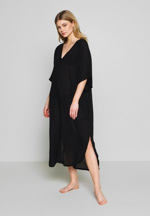 BEACH KAFTAN - Beach accessory - black