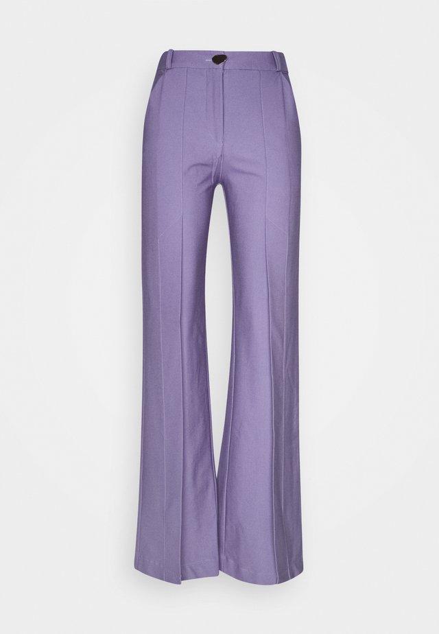 HAVVA  - Pantaloni - lilac