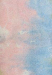 Glamorous Tall - LADIES TIE DYE - Sweatshirt - pink/multi-coloured - 2