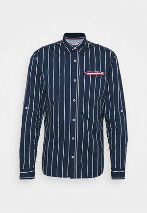 JJMARSEILLE ONE POCKET - Shirt - navy blazer