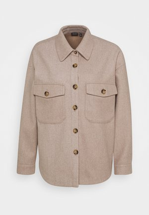 VMALLY JACKET - Summer jacket - silver mink melange