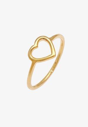 HEART LOVE - Ring - gold