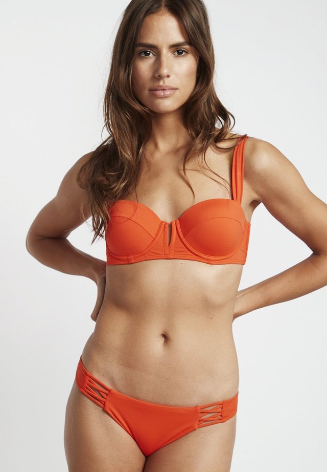 S.S MIAMI - Bikini top - samba