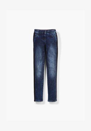 REGULAR FIT - Slim fit jeans - dark blue