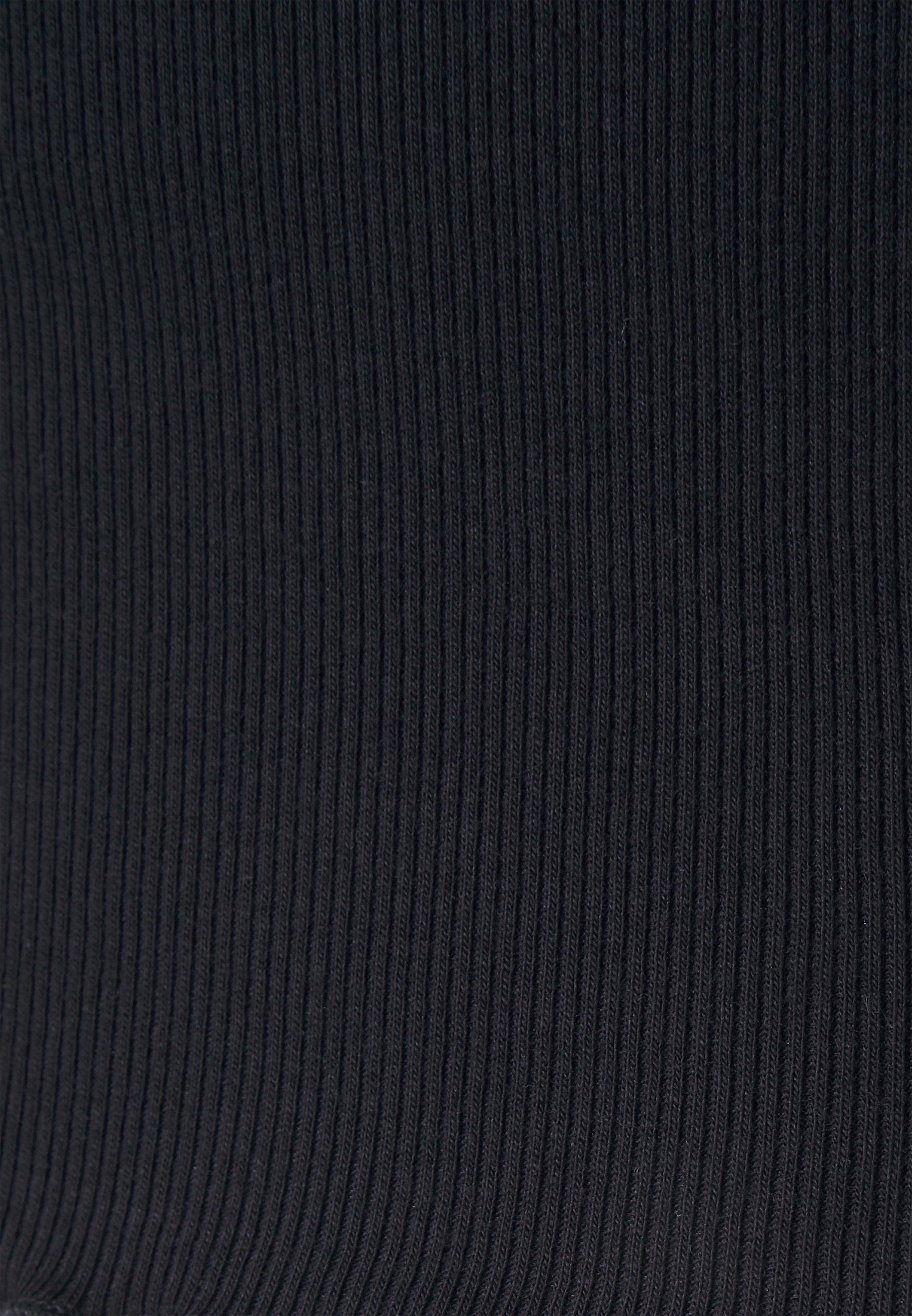 Gina Tricot Janni One Shoulder - Topper Langermet Black/svart