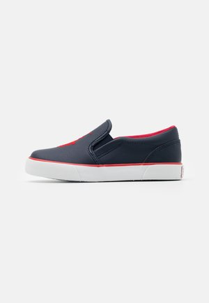BAL HARBOUR UNISEX - Instappers - navy/red