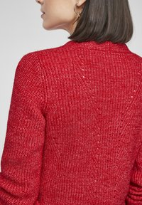 s.Oliver - Trui - red knit - 4
