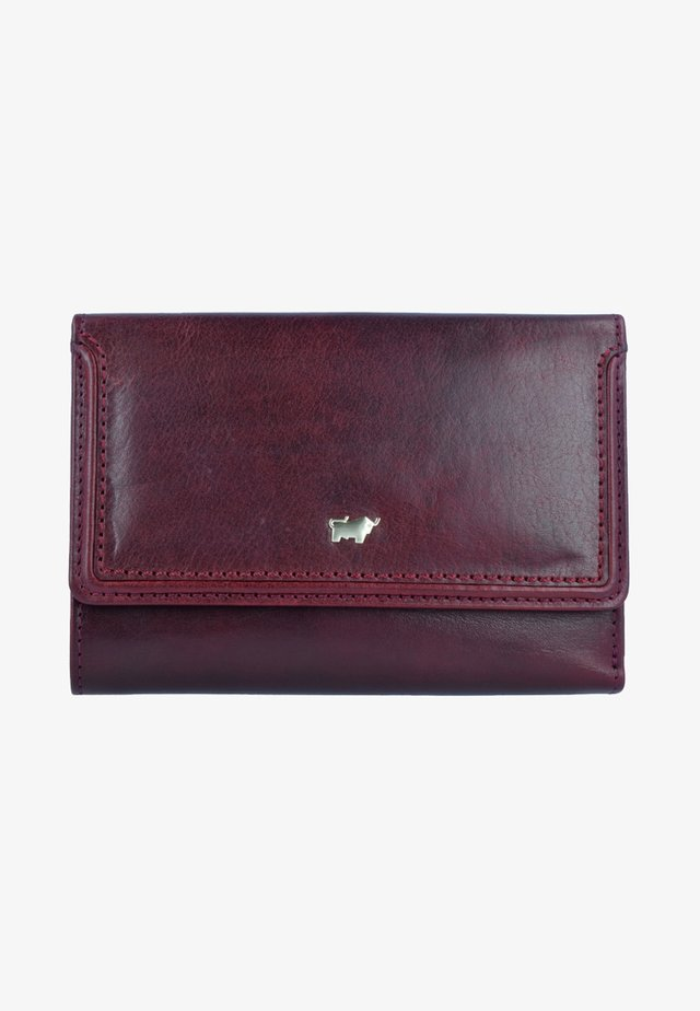 VENICE - Wallet - cherry
