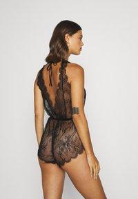 Ann Summers - THE GRACEFUL TEDDY - Pyjama - black - 2
