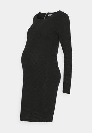 MILA AUTHENTIC - Jersey dress - black