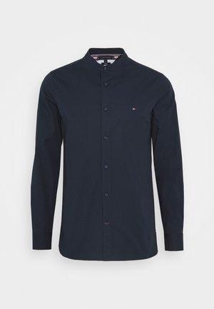 SLIM STRETCH SHIRT - Shirt - blue
