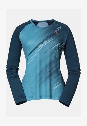 Shorts Meleto - Sports shirt -  blau