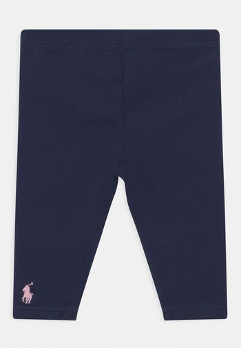 BIG SOLID - Leggings - Trousers - french navy