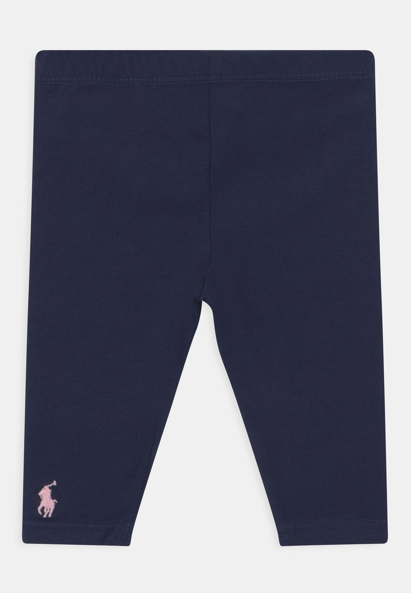 Polo Ralph Lauren - BIG SOLID - Leggings - Trousers - french navy