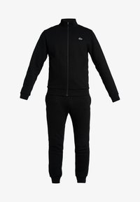 Lacoste Sport - TRACKSUIT - Survêtement - black - 8