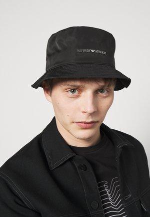 CLOCHE HAT UNISEX - Chapeau - black