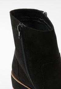 Bullboxer - Platform ankle boots - black - 5