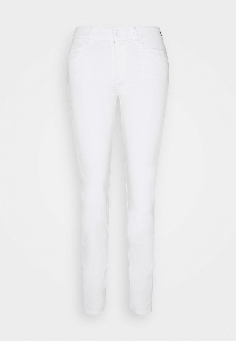 Marc O'Polo - Skinny džíny - white denim